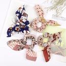 Fashionable Korean Cloth Fabric Flower Ribbon Hair Accessories Hair Accessories NHJE192741