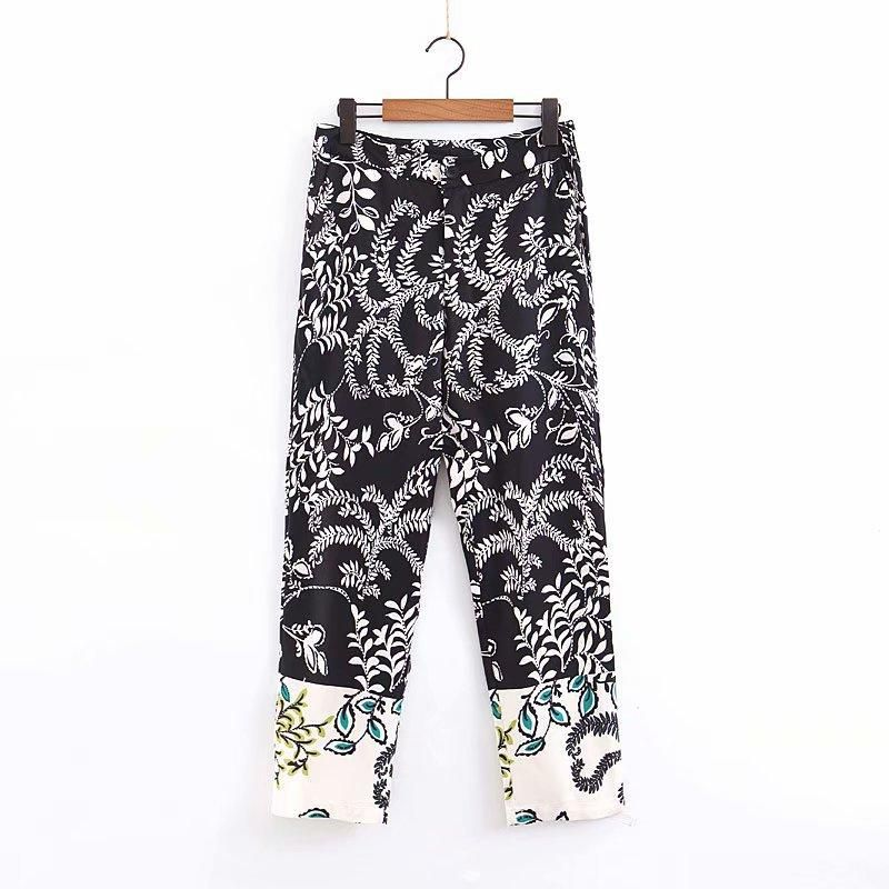 Wholesale new printed casual pants NHAM192851
