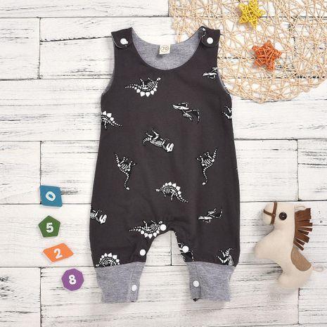 Vêtements d'impression de dinosaure de mode pour enfants NHYB193045's discount tags