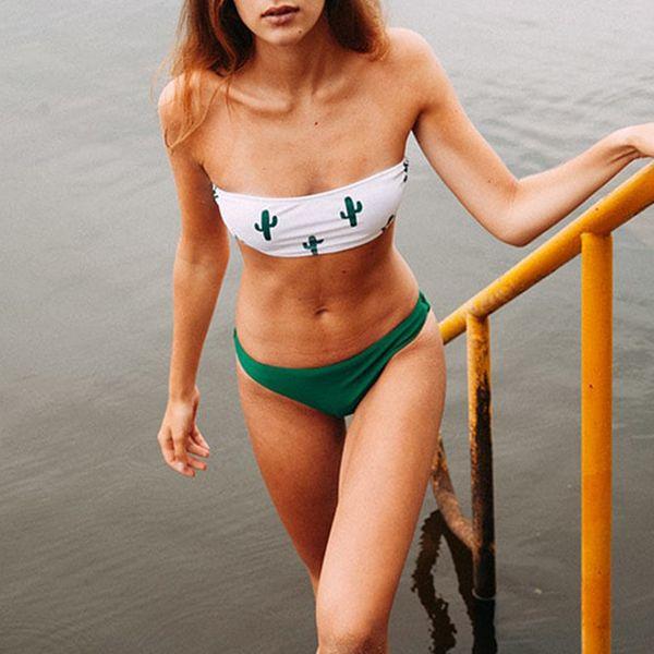 Sweet sexy bikinis women's fashion swimsuit NHDE193130
