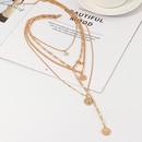 Jewelry New Fashion Diamond Demon Eye Necklace NHNZ193271
