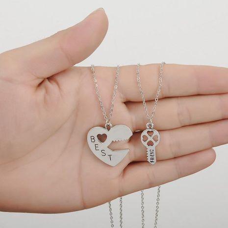 Collar de pareja de San Valentín collar de costura de amor al por mayor NHBO193591's discount tags