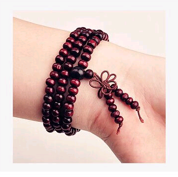fashion lucky bead multilayer bracelet (three layers) NHSC193680