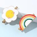 new antler cute children Christmas hairpin handmade hair accessories NHAU267347