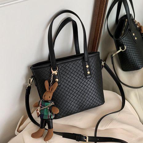Dames à main automne nouveau sac seau à la mode à une épaule NHLH267394's discount tags