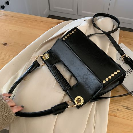 small new trend Korean wild messenger fashion shoulder bag NHLH267424's discount tags