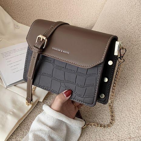Goddess Small New Trendy Korean Wild Messenger Fashion Shoulder Bag NHLH267425's discount tags