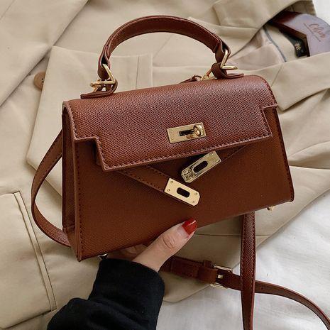 All-match women's autumn new fashion shoulder messenger portable women's bag NHLH267450's discount tags