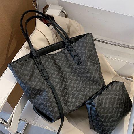 All-Match-Pendler-Einkaufstasche für Damen mit großer Kapazität und einer Schulter NHLH267467's discount tags