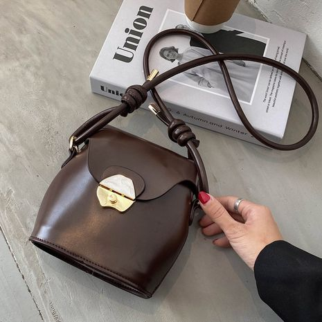 nouveau mini sac de messager rétro à la mode NHLH267502's discount tags