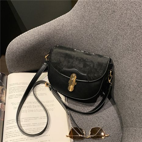 High-quality autumn and winter fashion one-shoulder bag NHJZ267526's discount tags