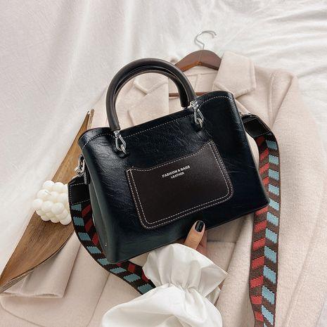 fashion zipper shoulder handbag NHJZ267527's discount tags