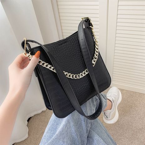 shoulder large-capacity high-end portable bucket bags NHJZ267533's discount tags