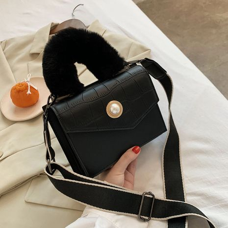 high-quality portable atmospheric one-shoulder bag NHJZ267536's discount tags