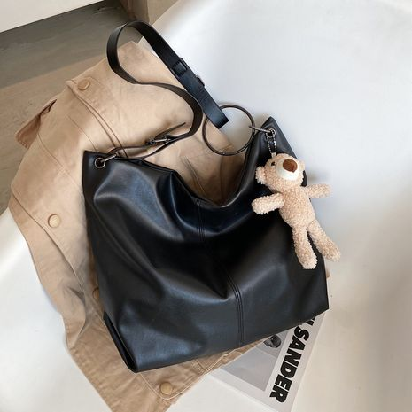 women's big tote fashion texture shoulder bag NHJZ267545's discount tags