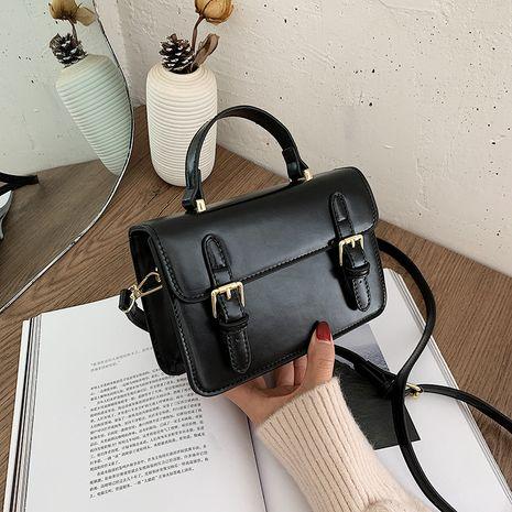 version of all-match shoulder retro student messenger bag NHJZ267575's discount tags