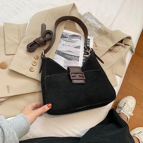high-end sense shoulder messenger bag NHJZ267576's discount tags
