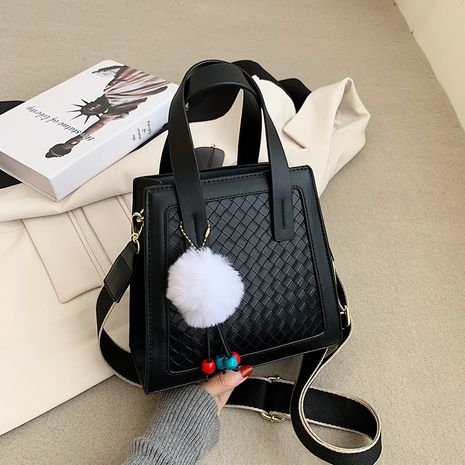 fashion wild design one-shoulder bucket bag NHJZ267586's discount tags