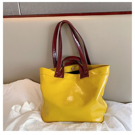 Large-capacity women's summer new trendy fashion all-match shoulder portable tote bag NHTC267666's discount tags