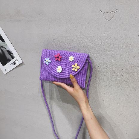nouveau sac d'enveloppe de dame de mode de messager à une épaule sauvage d'été à la mode NHTC267671's discount tags
