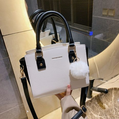autumn new fashion ladies simple messenger tide handbags  NHGA267707's discount tags