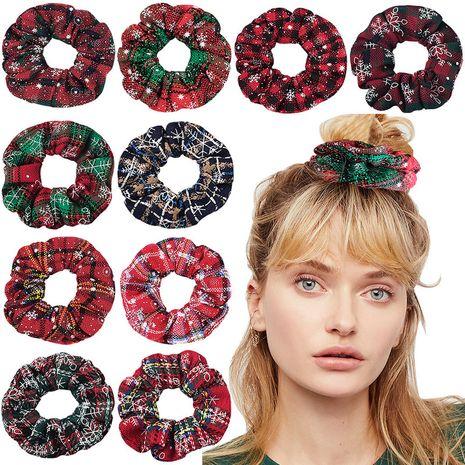 Neue Weihnachtshaar-Haargummis für Frauen im Großhandel NHQC267722's discount tags