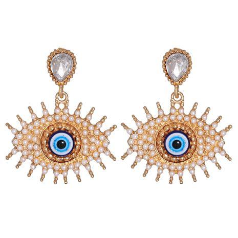nuevos pendientes de diablo coreano de ojo de ángel NHJJ267808's discount tags
