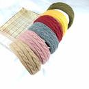 Korean autumn and winter new twist knit flat widebrimmed allmatch headband  NHUX267890