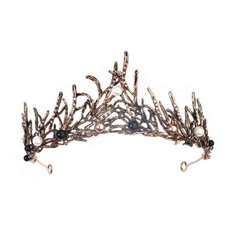 bridal accessories  forest branches hair bands NHHS268008's discount tags
