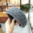 NHUX1174634-Dark-gray-twist-wool-flat-headband