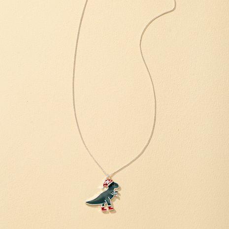 Bijoux de Noël collier animal tendance NHQJ268254's discount tags