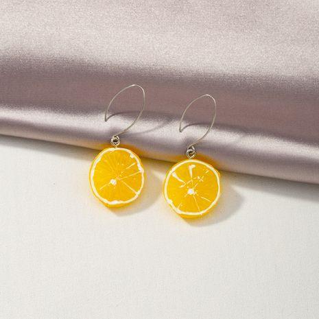 Korean lovely fruit sweet earrings NHQJ268297's discount tags