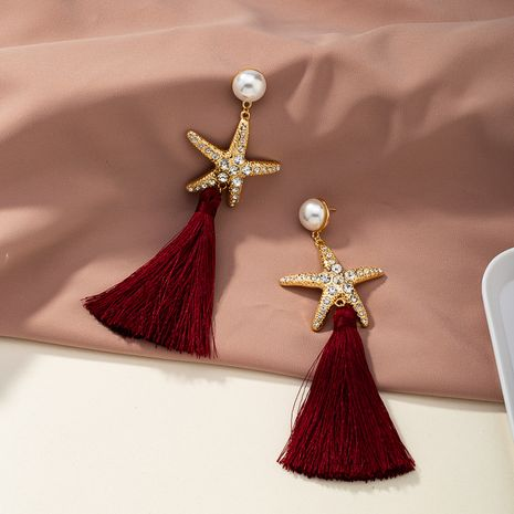 popular exaggerated earrings  NHQJ268306's discount tags