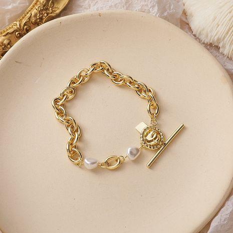 Bracelet perle baroque NHMS268616's discount tags