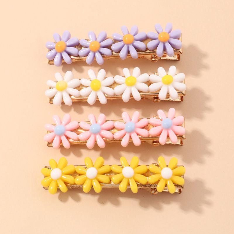 daisy flower sweet hairpin  NHAU268769