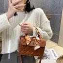 new trendy fashion texture handbag wild foreign style shoulder bag NHRU268820