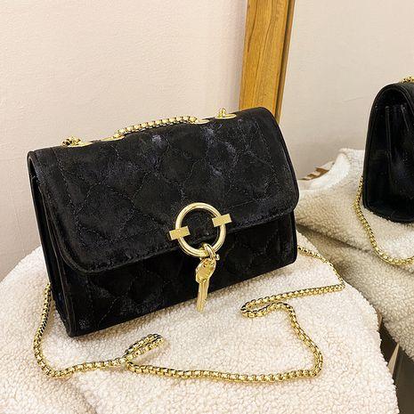 new trendy  fashion  rhomboid shoulder bag NHRU268830's discount tags