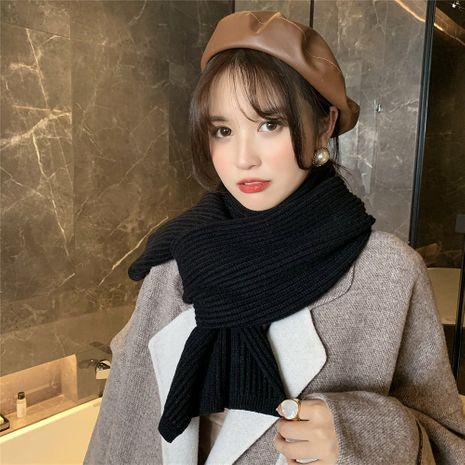 Écharpe chaude douce et douce coréenne sauvage NHCM269373's discount tags