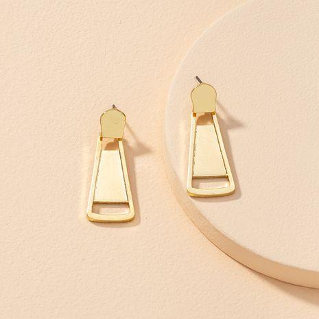 metal pull buckle hot selling earrings 1 pair NHGU269605's discount tags