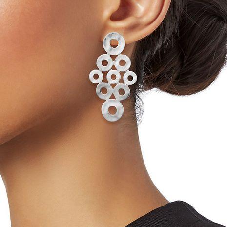 metal hot selling earrings 1 pair  NHGU269609's discount tags