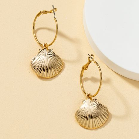 new shell fashion earrings NHQJ269662's discount tags