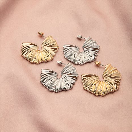 alloy exaggerated earrings wholesale NHQJ269661's discount tags