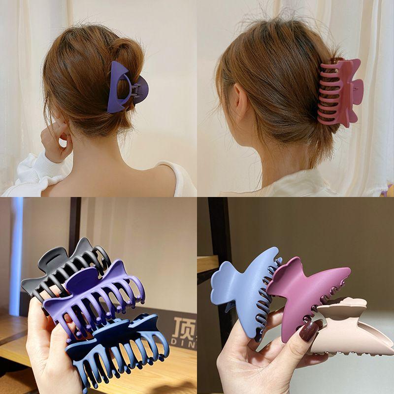 new fashion korean trendy shark clip NHWF269764
