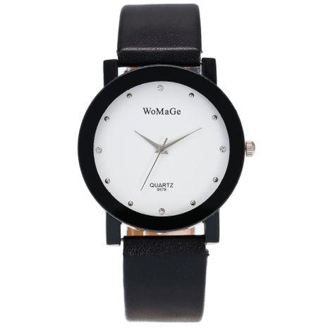 Reloj de cuarzo simple de línea de medidor de moda. NHSS269796's discount tags