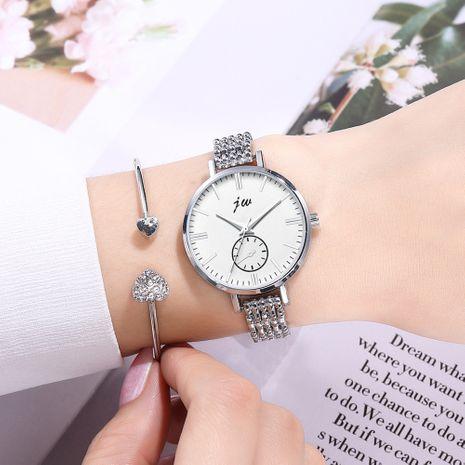 reloj de moda de estilo OL con correa fina de moda NHSY269833's discount tags