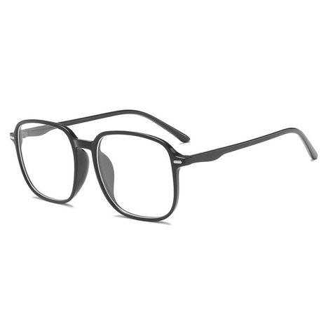 new fashion anti-blue Korean transparent retro glasses  NHBA269852's discount tags