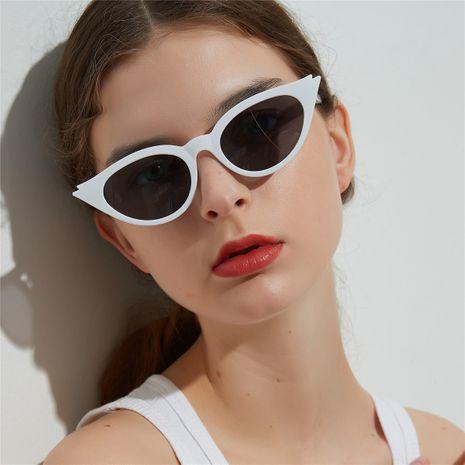 cat ear small frame retro popular sunglasses  NHXU269876's discount tags