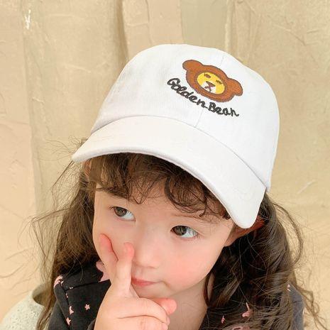 nuevo sombrero blanco para niños gorra de béisbol sombrero para el sol NHCM270079's discount tags