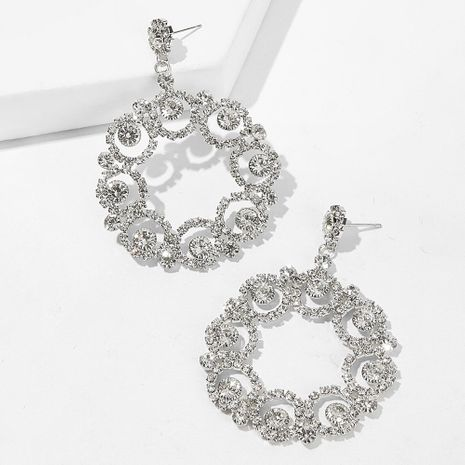 fashion new  luxury exaggerated earrings NHMD270183's discount tags