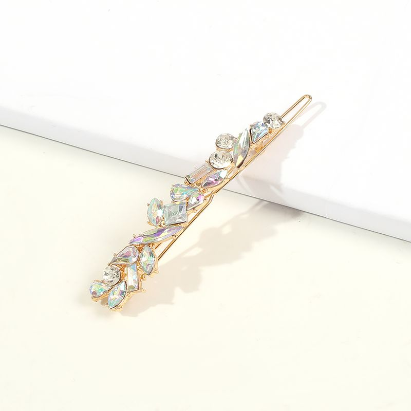 Simple and Diamond  Clip NHMD270180